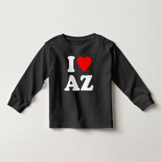I LOVE AZ TODDLER T-SHIRT