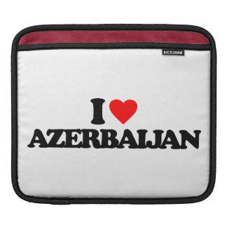 I LOVE AZERBAIJAN SLEEVES FOR iPads