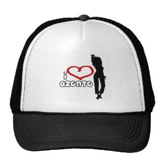i love Azonto Trucker Hat