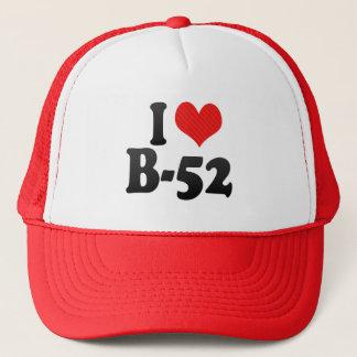 I Love B-52 Trucker Hat