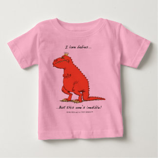 I LOVE BABIES...But this one's inedible! Baby T-Shirt