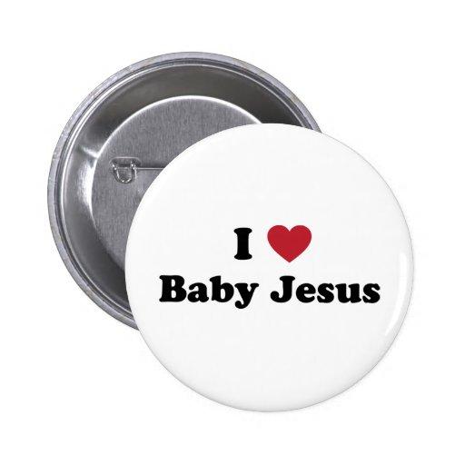 I love baby jesus pins