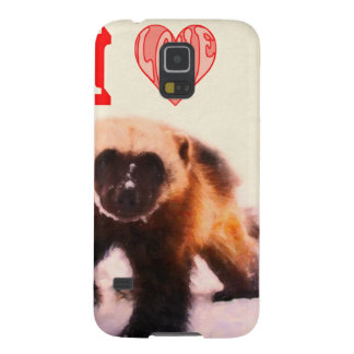 i love baby wolverine case for galaxy s5