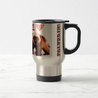 i love baby wolverine 15 oz stainless steel travel mug