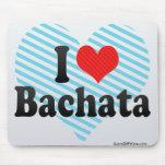 I Love Bachata Mouse Pad