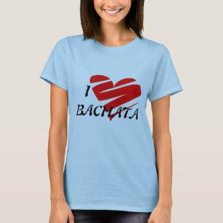 I Love BACHATA Shirt