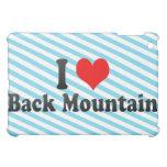 I Love Back Mountain, United States iPad Mini Covers