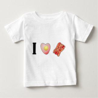 I Love Bacon! Baby T-Shirt