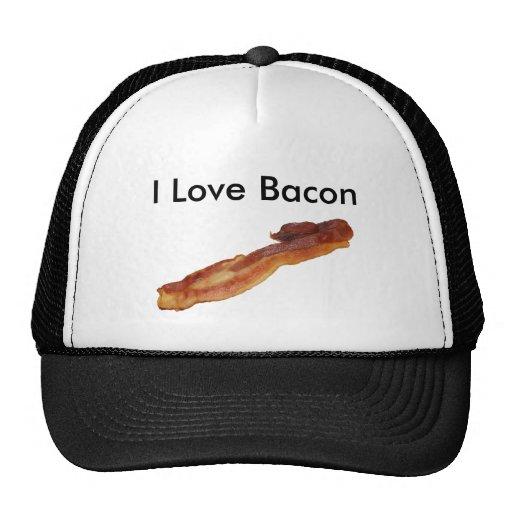 I Love Bacon Hat