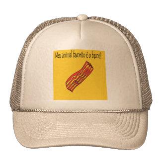 I love Bacon Trucker Hats