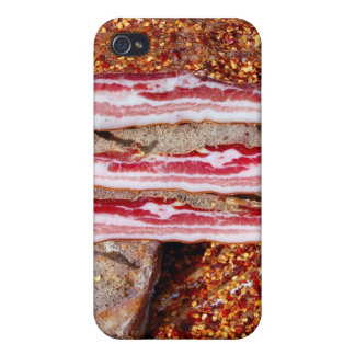 I love bacon iPhone 4/4S cover
