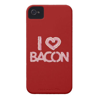 I Love Bacon iPhone 4 Case-Mate Case