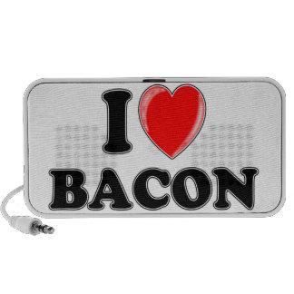I Love Bacon Mp3 Speaker