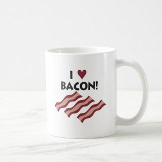 I Love Bacon - Mug