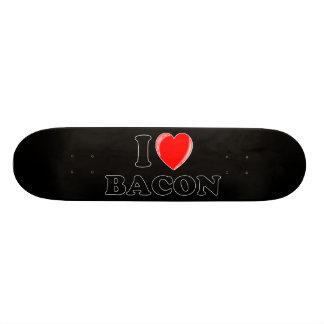 I Love Bacon Skate Boards