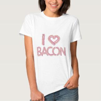 I Love Bacon Tshirt