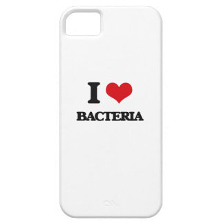 I Love Bacteria iPhone 5 Cover