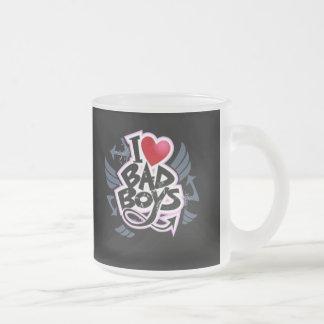 I Love Bad Boys Mug