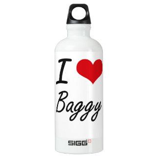 I Love Baggy Artistic Design SIGG Traveler 0.6L Water Bottle