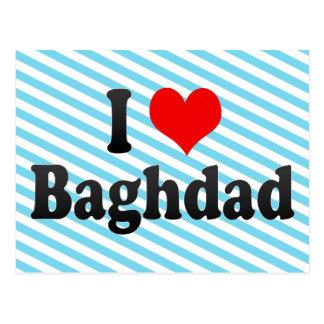 I Love Baghdad, Iraq Postcard