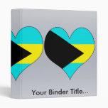 I Love Bahamas Binder