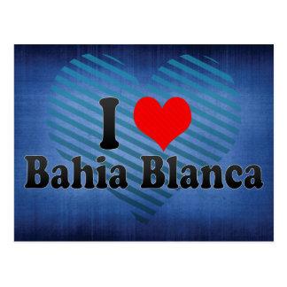 I Love Bahia Blanca, Argentina Postcard