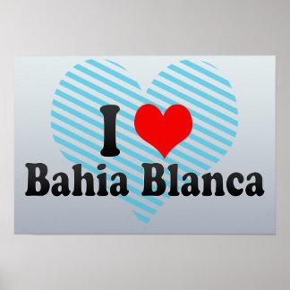 I Love Bahia Blanca, Argentina Poster