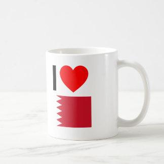 i love bahrain coffee mug