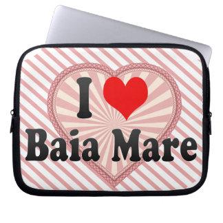 I Love Baia Mare, Romania Laptop Sleeves