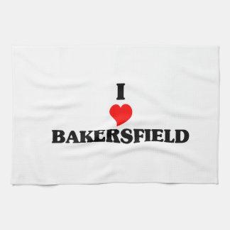 I love Bakersfield Towels