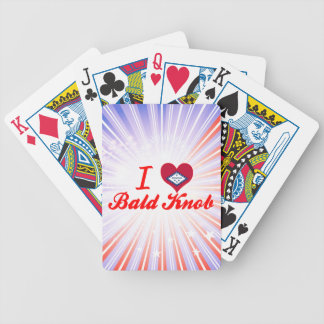 I Love Bald Knob, Arkansas Poker Cards