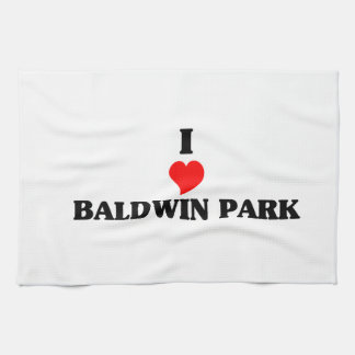 I love Baldwin Park Hand Towels