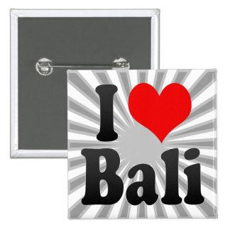 I Love Bali India Mera Pyar Bali India Button