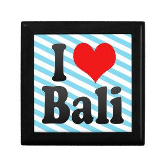 I Love Bali India Mera Pyar Bali India Trinket Box
