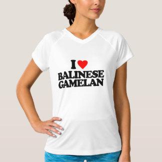 I LOVE BALINESE GAMELAN T-Shirt