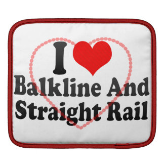 I love Balkline And Straight Rail MacBook Air Sleeves