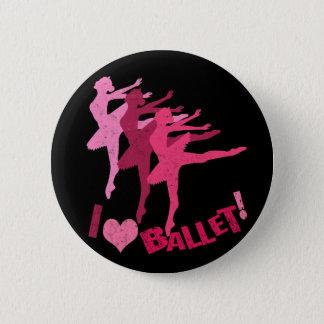 I love Ballet Button