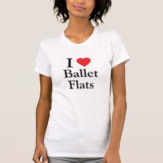 I love Ballet Flats T-shirt