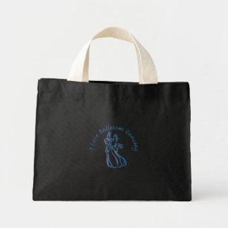 I Love Ballroom Dancing Mini Tote Bag