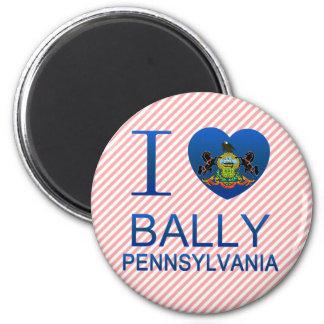 I Love Bally, PA Magnet
