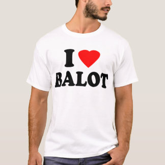 I Love Balot T-Shirt
