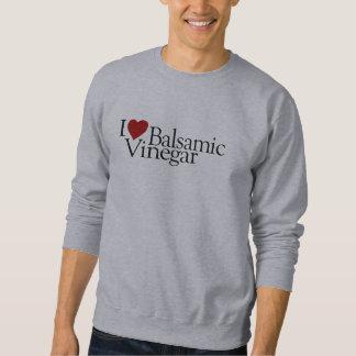 I Love Balsamic Vinegar Sweatshirt