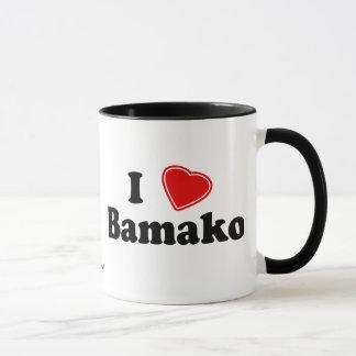 I Love Bamako Mug