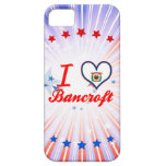 I Love Bancroft, West Virginia iPhone 5 Case