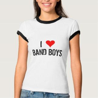 I LOVE BAND BOYS T-Shirt