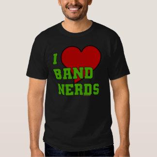 I Love Band Nerds 2 Shirt