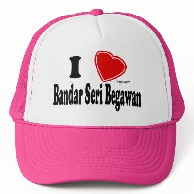I Love Bandar Seri Begawan