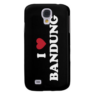 I Love Bandung Indonesia Samsung Galaxy S4 Cover