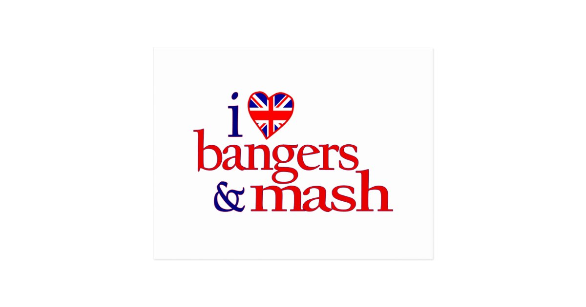 how to make authentic bangers and mash