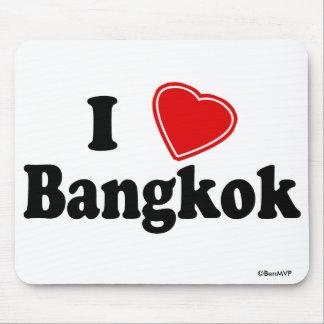I Love Bangkok Mouse Pad